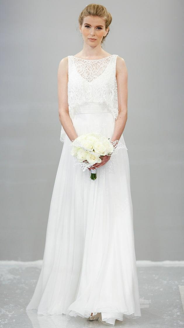Fall 2015 Bridal Collection - Theia - Show