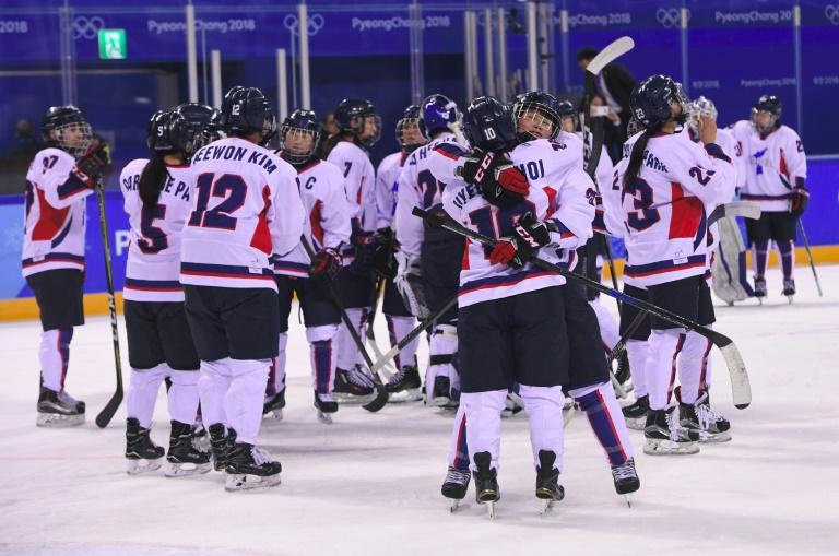 "International Ice Hockey Federation chief Rene Fasel has expressed hopes for a unified Korean team at the 2022 Beijing Olympics, referring to them as the bearers of ""the message of peace"""