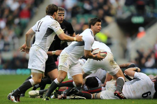 Ben Youngs made his England debut in 2010