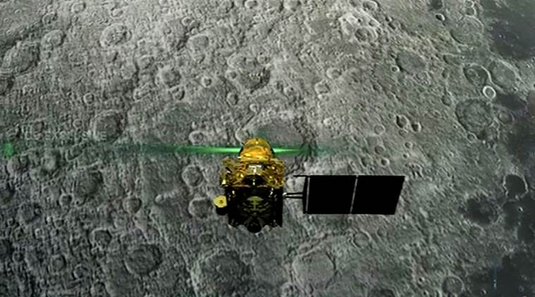Frozen screens tell story: Chandrayaan-2's Vikram Lander fell silent 335 m from Moon