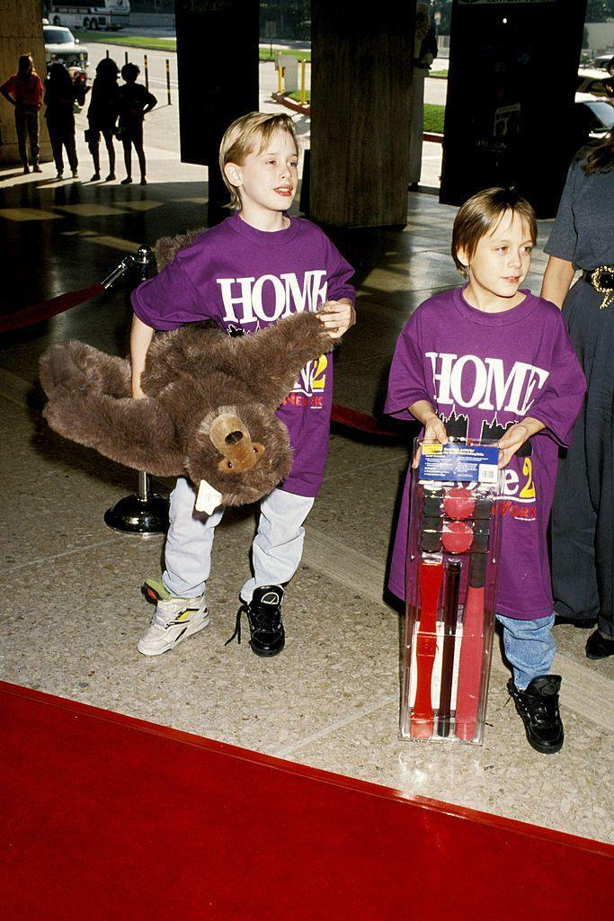 <p>One unforgettable thing about the Christmas Classic Home Alone is the sheer amount of kids included in the overall cast. </p><p>We'll forgive you if amongst the hustle and bustle, just like Kevin's parents, you might have overlooked Kieran Culkin, who helped round off the cast.But Kieran Culkin, yes the same Culkin as Macaulay, is also a Home Alone alum. </p>