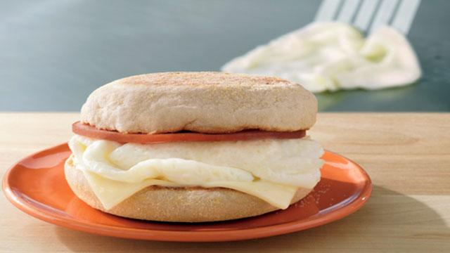 McDonald's to Serve Egg White McMuffin in April