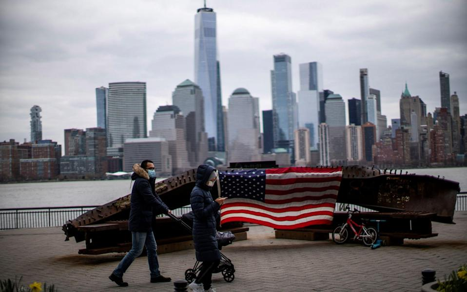 New York was the number one state for population loss in the US last year, according to Census Bureau data - EDUARDO MUNOZ / REUTERS