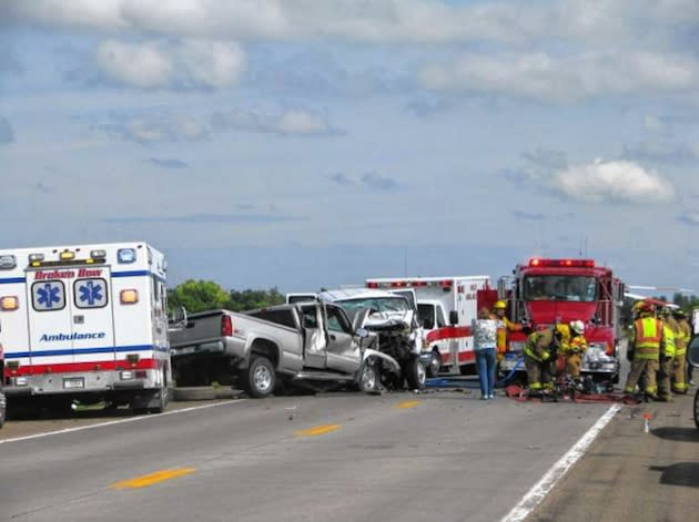 A deadly Nebraska crash claimed the lives of two Broken Bow basketball coaches — AP Photo/Kris Williams, The Daily Hub