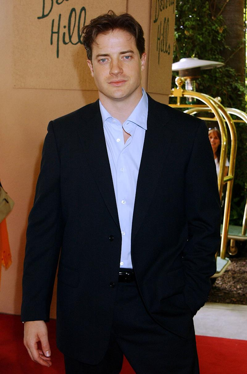 Brendan Fraser Says the HFPA Denied His Claims of Sexual ...