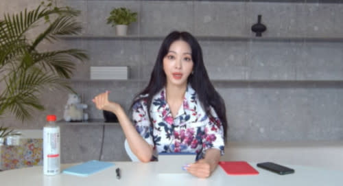 Han Ye-seul clarified all rumours that Jennie was not the third party in her relationship with ex-boyfriend Teddy Park