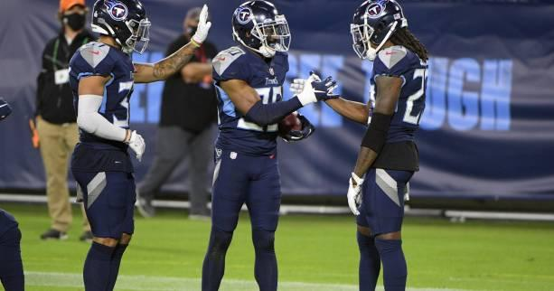 Foot US - NFL - NFL : Tennessee écrase Buffalo