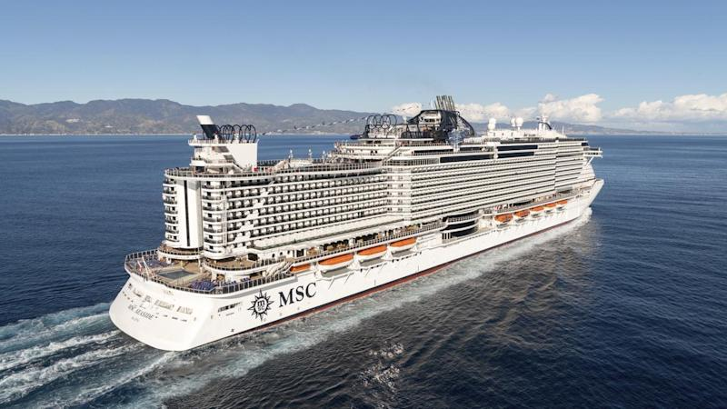 MSC Seaside has been named best new ship of the year at the Cruise Critic Editors' Picks Awards.