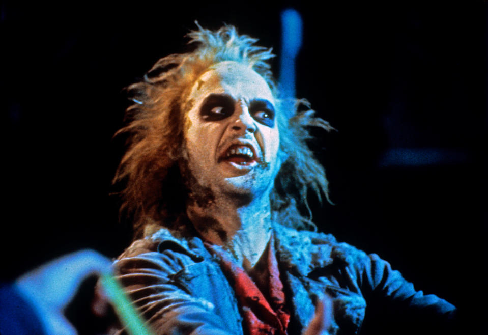 Michael Keaton in <em>Beetlejuice.</em> (Photo: Warner Bros./Courtesy of Everett Collection)