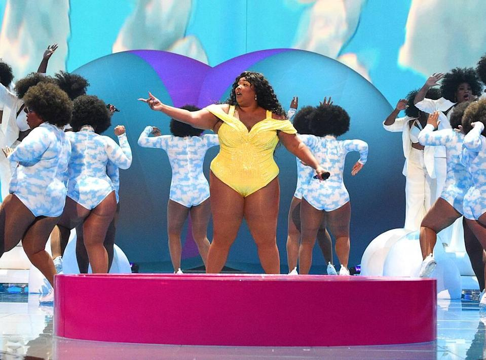 Lizzo, MTV VMA, OMG performances