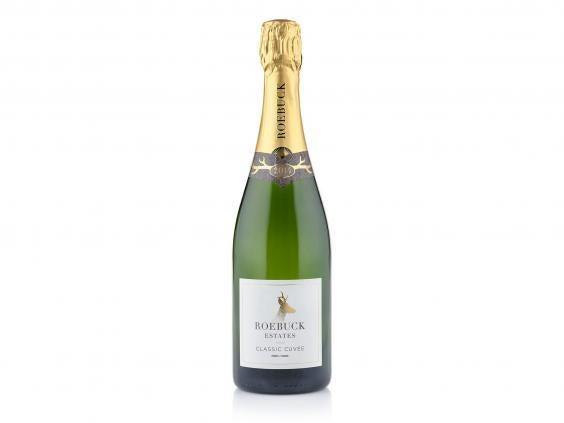 Fans of sparkling wine will love this citrus, fruity wine from the West Sussex wine producer (Rob Jewell)