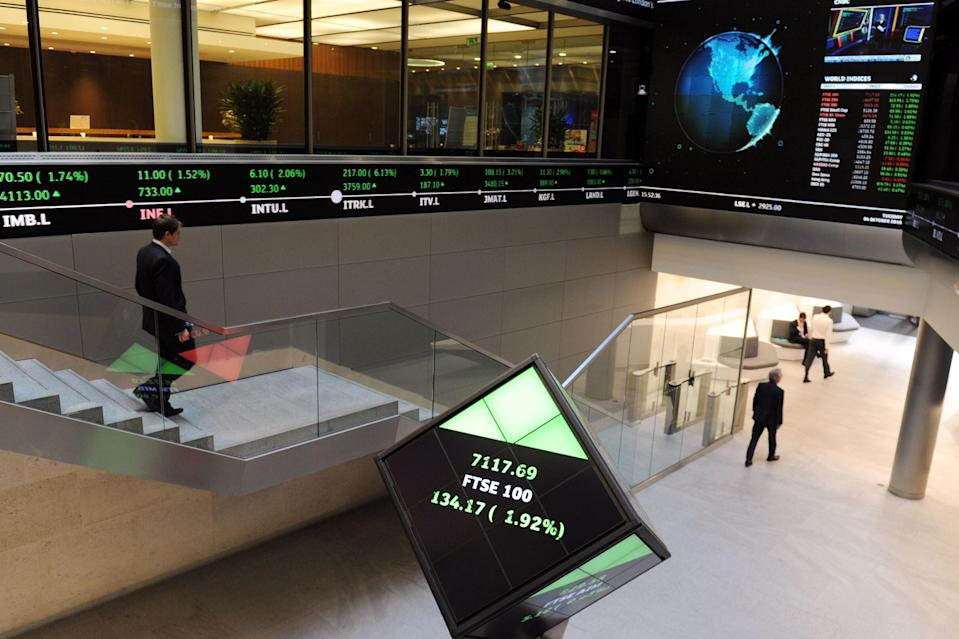 <p>The retail investor platform, founded in 2016 by former Goldman Sachs banker Anand Sambasivan, already has a deal with the London Stock Exchange</p> (PA)