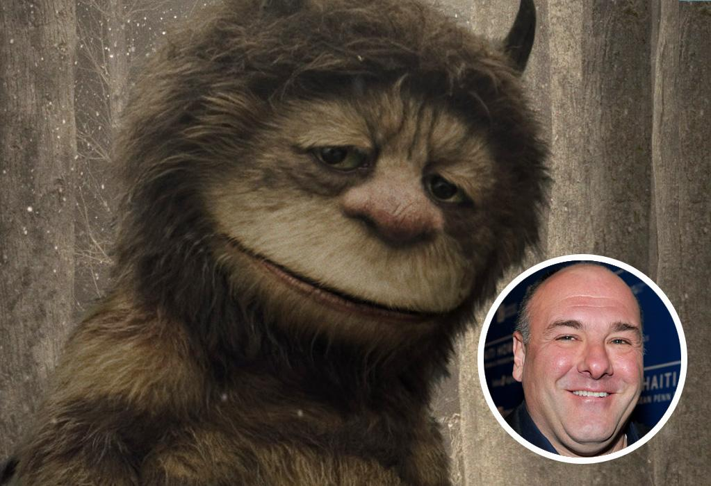 "<b>Carol </b><br><br>""Where the Wild Things Are"" was brought from book-to-big screen in 2009. And it was hard to mistake James Gandolfini's distinctive voice when Carol uttered his lines."