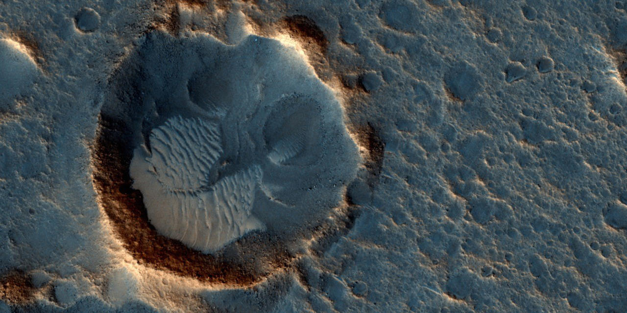 "<p>A location on Mars associated with the best-selling novel and Hollywood movie ""The Martian"" is seen in an image from the High Resolution Imaging Science Experiment (HiRISE) camera on NASA's Mars Reconnaissance Orbiter taken May 17, 2015. (Photo: NASA/JPL-Caltech/Univ. of Arizona/Reuters) </p>"