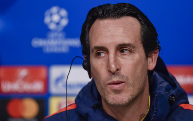 Emery sur la sellette ? (AFP)
