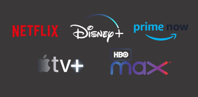 Subscribing to all the major streaming services will cost you $104 bucks a month