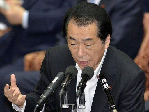 Seventy percent of voters want Naoto Kan to resign before parliament enters a recess late next month
