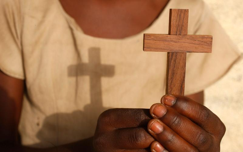 Anglican priests say its time to face up to institutional racism in the Church of England - Corbis Documentary