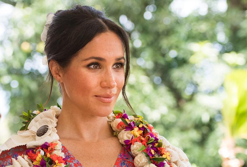 Shop this season's 'It' shoe worn by the likes of Meghan Markle and the Middleton sisters [Photo: Getty]