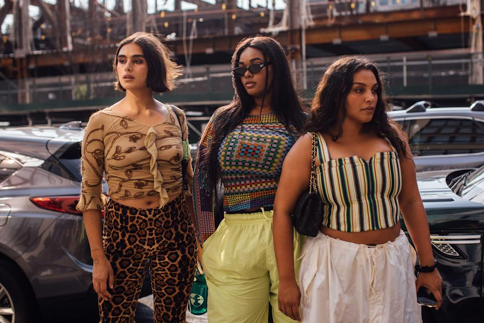 <p>All of the street style inspiration you need from New York Fashion Week SS22.</p>