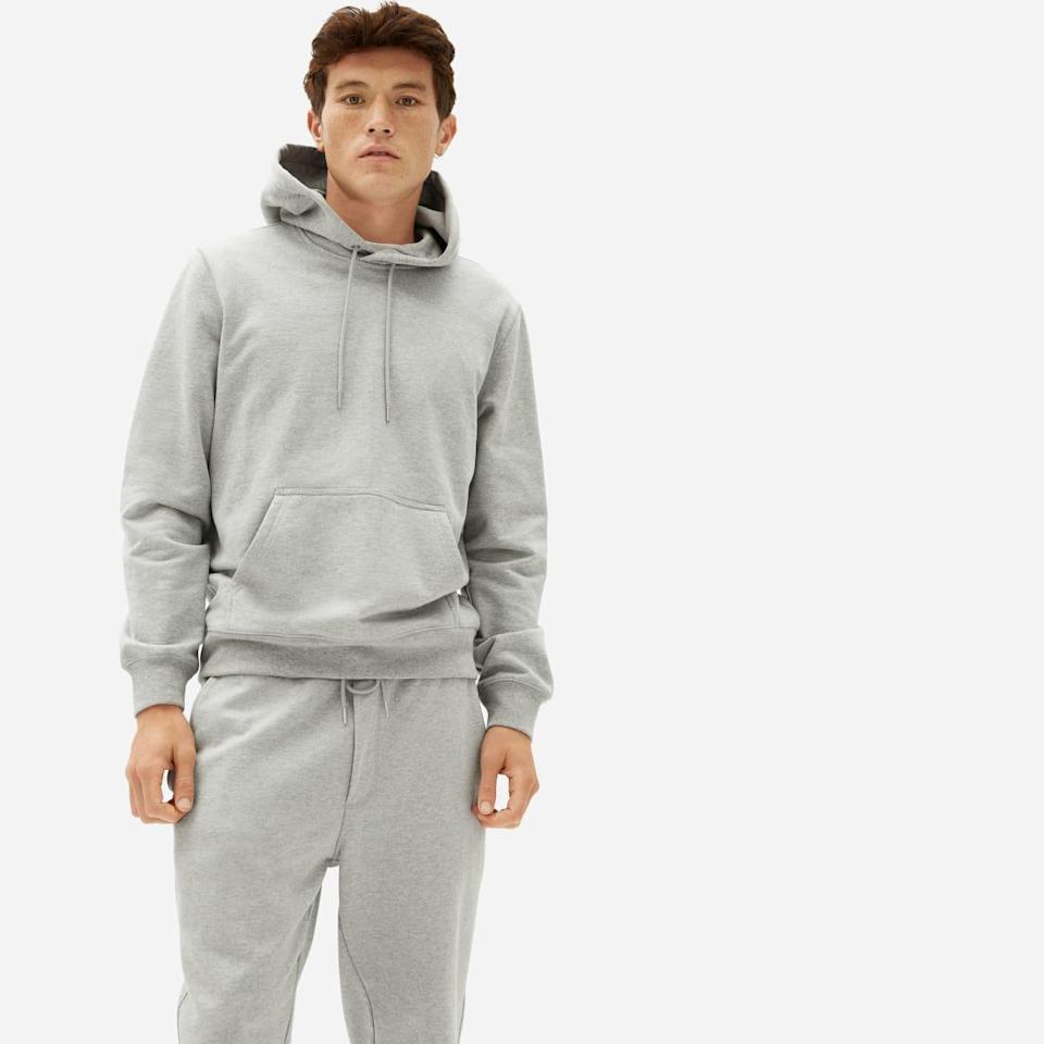 everlane french terry