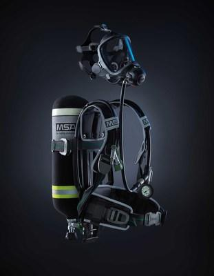 The New M1 SCBA from MSA