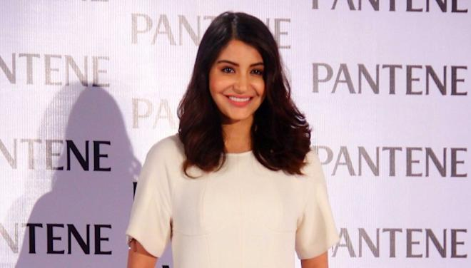 Anushka Sharma, Phillauri promotion