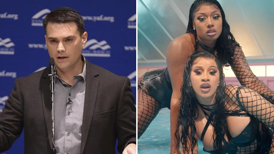 Dj Behind Cardi B S Coronavirus Rant Remix Takes On Ben Shapiro S