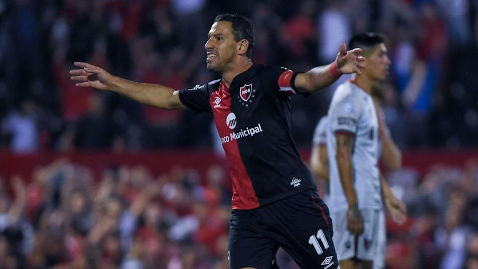 Newell's Old Boys v Colon - Superliga Argentina 2019/20 - Maxi Rodríguez.   Luciano Bisbal/Getty Images