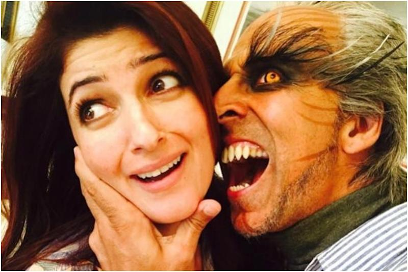 Akshay Kumar Wishes Twinkle Khanna with a Hilarious Post on Marriage Anniversary
