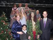 <p>Prince Edward and his wife, Sophie Countess of Wessex, attend a ballet adaptation of A Christmas Carol.</p>