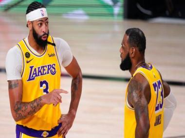 NBA: Anthony Davis, Los Angeles Lakers beat Denver Nuggets to take 3-1 lead in West finals