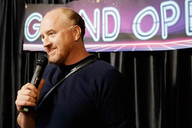 <p>No. 3: Louis C.K.<br>His show <em>Louis</em> may be on hiatus, but the master of observational comedy still took home <strong>$52 million</strong> last year. The income was largely from — you guessed it — a Netflix deal for two stand-up comedy specials. (Canadian Press) </p>