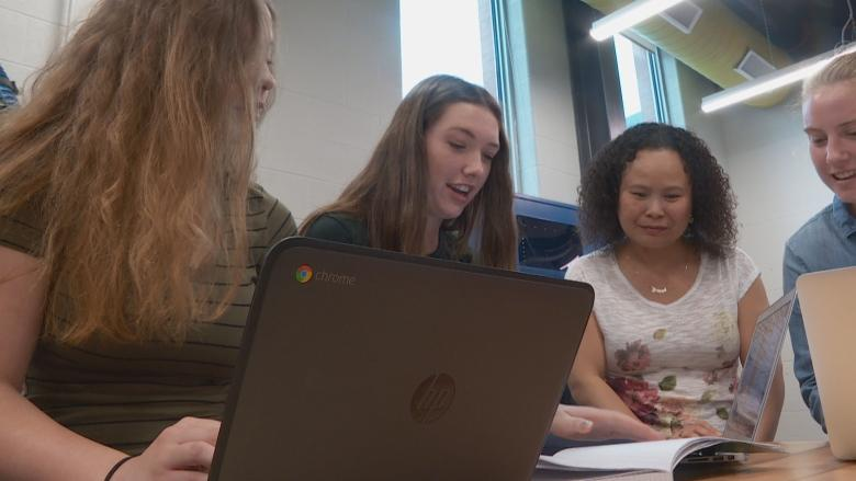 'Amazing experience:' UPEI program gets young women interested in engineering