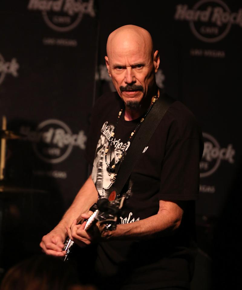 Bob Kulick shown performing in Las Vegas in 2015. Source: Getty Images