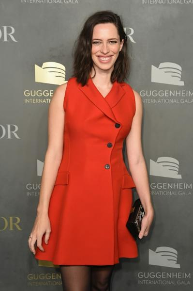 Acress Rebecca Hall has donated the money she made from Woody Allen's latest movie to the Time's Up anti-harassment movement and written an open letter to his adopted daughter Dylan Farrow, who revived sexual harassment claims against her father