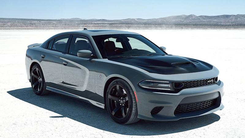 Dodge Charger Demon >> 2019 Dodge Charger SRT Hellcat Gets Some Goodies From The Demon