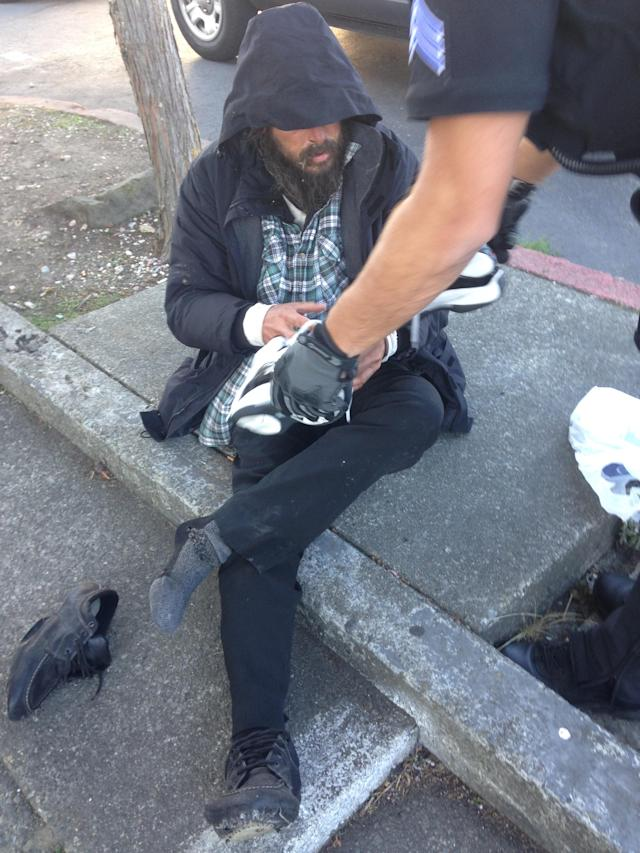 Photo: Facebook courtesy of the Tukwila, Wash., Police Department