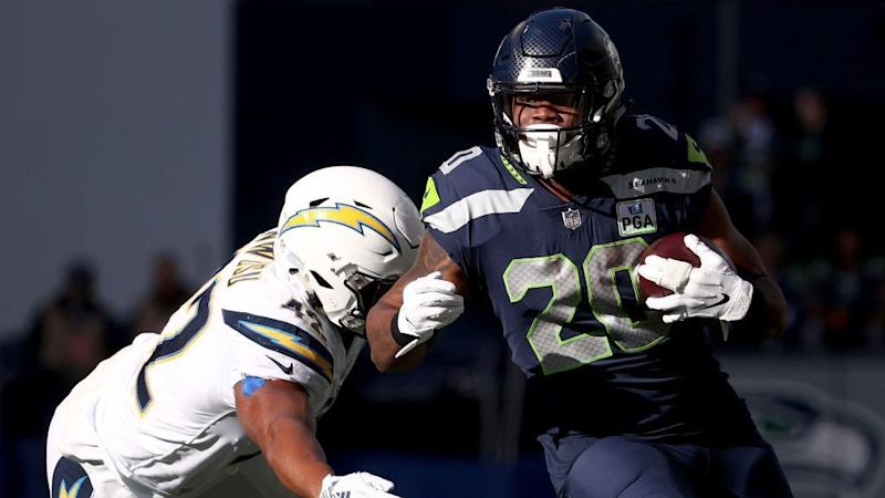"Pete Carroll says Rashaad Penny has ""a lot to offer"" Seahawks b6c1fb14d"