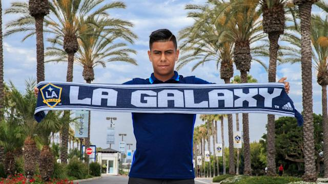 (Photo courtesy L.A. Galaxy)