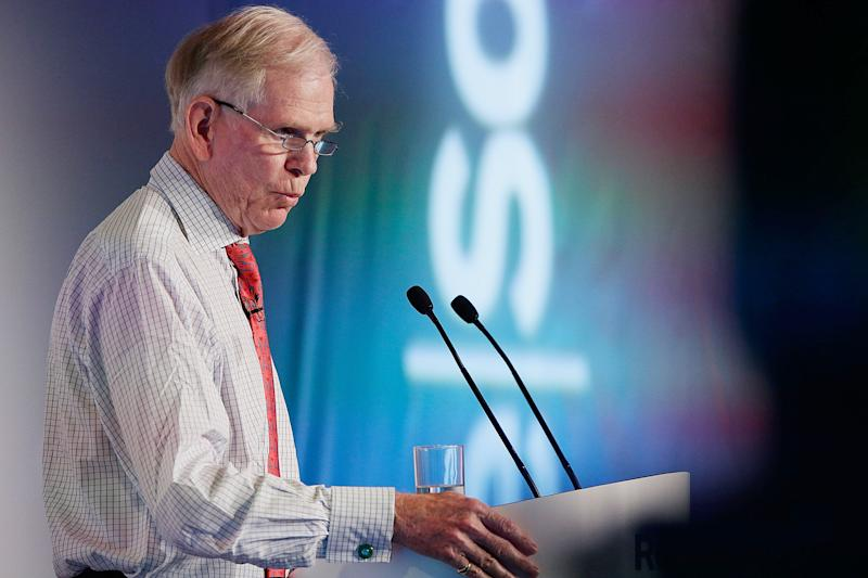 Capitalism is killing the planet and needs to change, says investor Jeremy Grantham