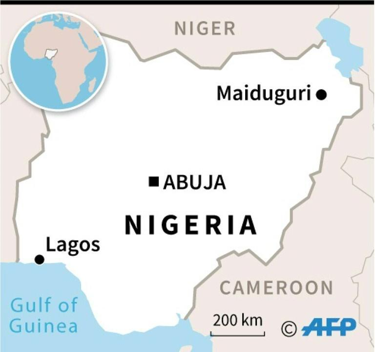 The attack was waged on villages outside Borno state's capital Maiduguri