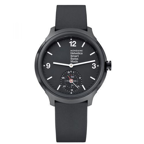 "<p><strong><a class=""link rapid-noclick-resp"" href=""https://go.redirectingat.com?id=127X1599956&url=https%3A%2F%2Fwww.watchshop.com%2Fmens-mondaine-helvetica-smart-bluetooth-hybrid-activity-tracker-alarm-watch-mh1b2s20rb-p99992008.html&sref=https%3A%2F%2Fwww.esquire.com%2Fuk%2Fwatches%2Fg9762%2Fbest-smartwatches%2F"" rel=""nofollow noopener"" target=""_blank"" data-ylk=""slk:SHOP"">SHOP</a></strong></p><p><strong>Best for: </strong>Undercover tech</p><p>Tech is useful. And it's also utterly unavoidable. Still, many of the boffins behind essential gadgetry don't really consider aesthetics - or at least they didn't until Mondaine stepped in.</p><p>The Helvetica MH1B2S20RB continues the brand's minimalist (and achingly cool) signature, but simply hides smartphone compatibility and a multitude of tracking features beneath. </p><p>Helvetica MH1B2S20RB, £612, <a href=""https://go.redirectingat.com?id=127X1599956&url=https%3A%2F%2Fwww.watchshop.com%2Fmens-mondaine-helvetica-smart-bluetooth-hybrid-activity-tracker-alarm-watch-mh1b2s20rb-p99992008.html&sref=https%3A%2F%2Fwww.esquire.com%2Fuk%2Fwatches%2Fg9762%2Fbest-smartwatches%2F"" rel=""nofollow noopener"" target=""_blank"" data-ylk=""slk:watchshop.com"" class=""link rapid-noclick-resp"">watchshop.com</a></p>"