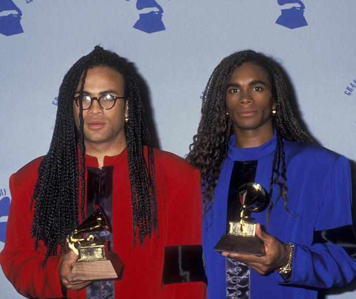 32nd Annual Grammy Awards (Ron Galella / Getty Images)
