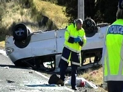 Three Boston University students who were studying in New Zealand were killed Saturday when their minivan crashed. At least five other students from the university were injured in the accident. (May 12)