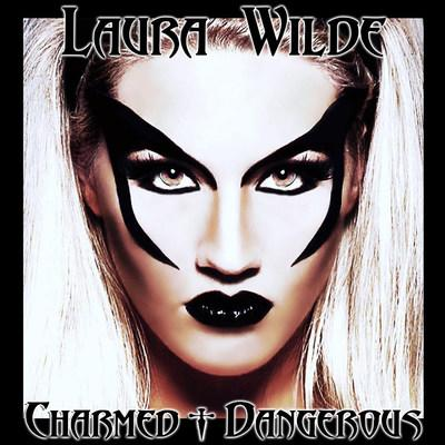 """Laura Wilde's blazing new 10 track rock album """"Charmed + Dangerous"""" is now available for purchase exclusively on laurawilde.com. Get your limited edition CD or digital link today! All songs written, produced and played by Laura Wilde."""