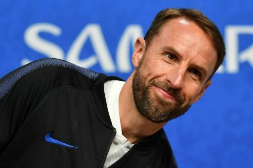 Gareth Southgate is a popular leader of the England team at the World Cup
