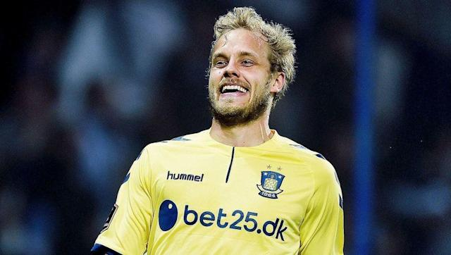 <p>Now playing his club football in Denmark with Brondby, Kotka-born striker Teemu Pukki is the current leading light of the Finland national team.</p> <br><p>The 27-year-old has previously spent time with Sevilla, Schalke and Celtic, but has really found his stride since joining Brondby in 2015. Last season, Pukki scored 25 goals in all competitions and has netted eight so far in 2017/18.</p>