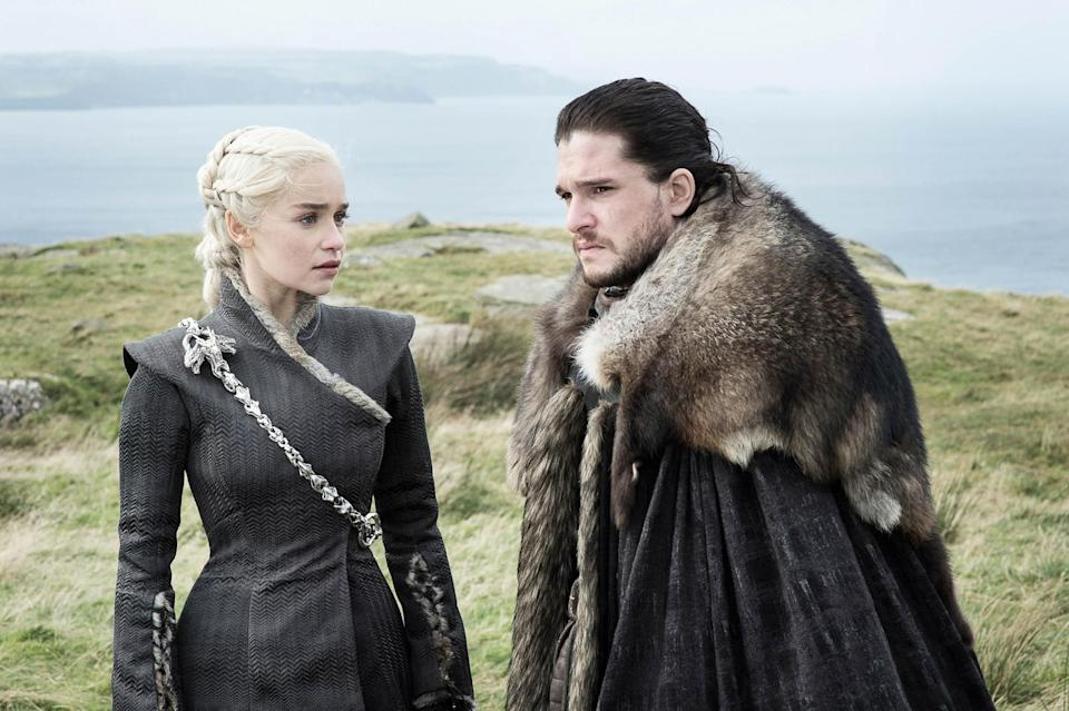 The reality of Jon and Dany's relationship failed to live up to the hypeHBO