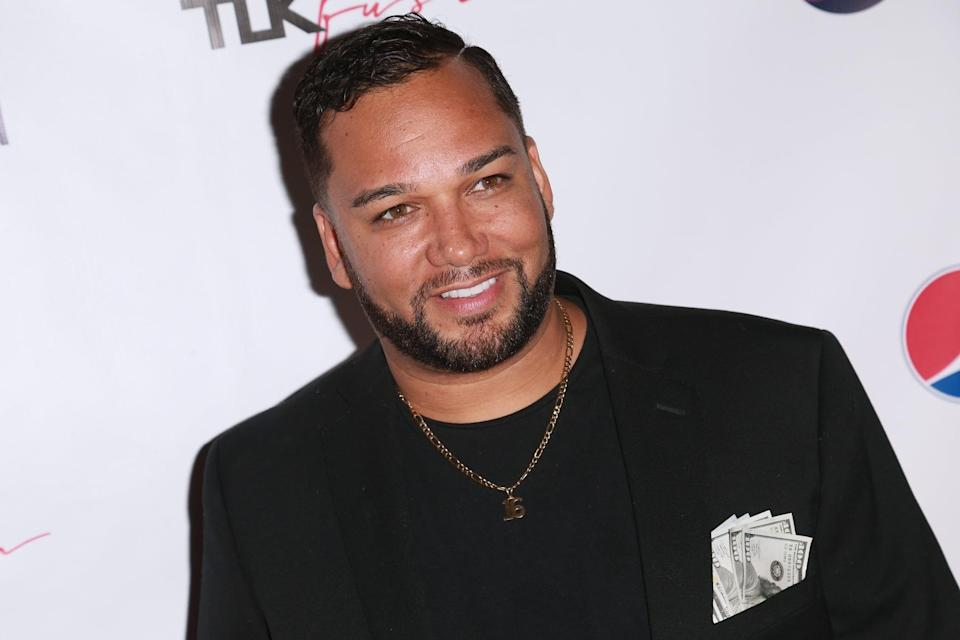 "<p>Without divulging too many details, Taryll's father, Tito Jackson, revealed in a 2016 interview with <strong>VladTV</strong> that Kourtney once dated his son. ""Taryll dated Kourtney as little as maybe seven, eight years ago,"" he said at the time. According to Tito, <a href=""https://www.youtube.com/watch?v=nA8Fm7IU0io"" class=""link rapid-noclick-resp"" rel=""nofollow noopener"" target=""_blank"" data-ylk=""slk:Taryll and Kourtney dated for a few years"">Taryll and Kourtney dated for a few years</a> and the two families remain close.</p>"
